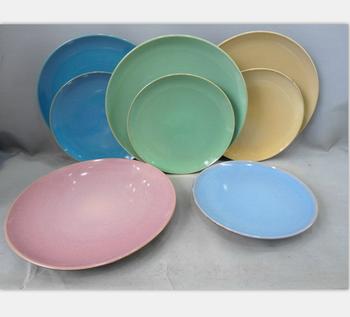 2016 New Ceramic Pizza Platewholesale Ceramic Platescheap White