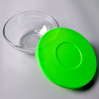 Hot Sale Custom Reusable Clear Glass Bowl With Lid