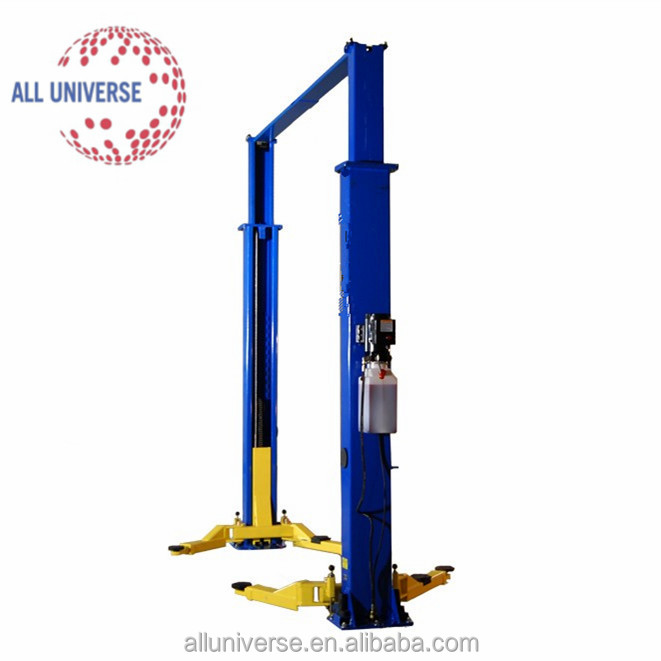 Made in China car lift machine used 2 post car lift