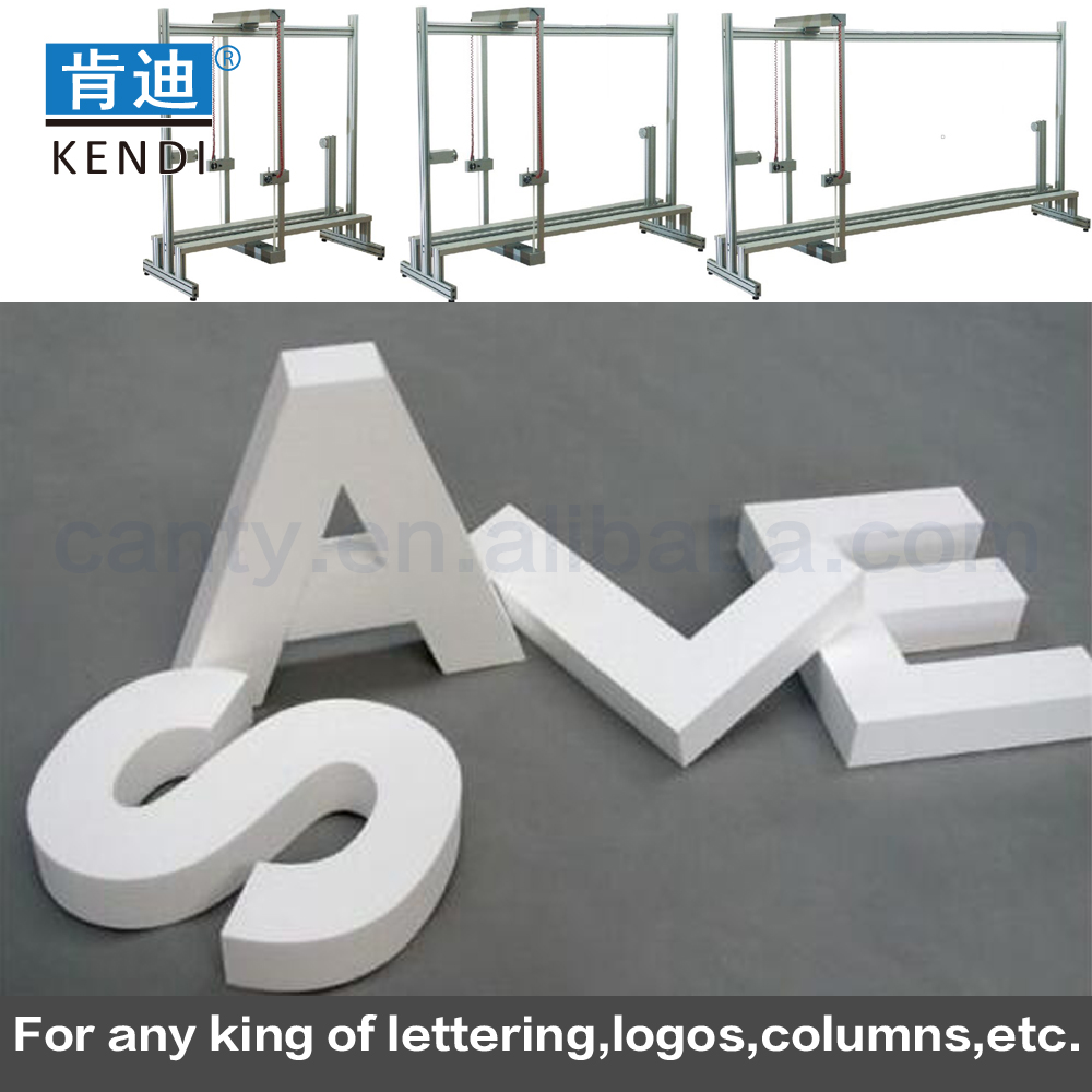 Cnc Hot Wire Foam Cutter Styrofoam Cutting Machine Buy Foam Cutter