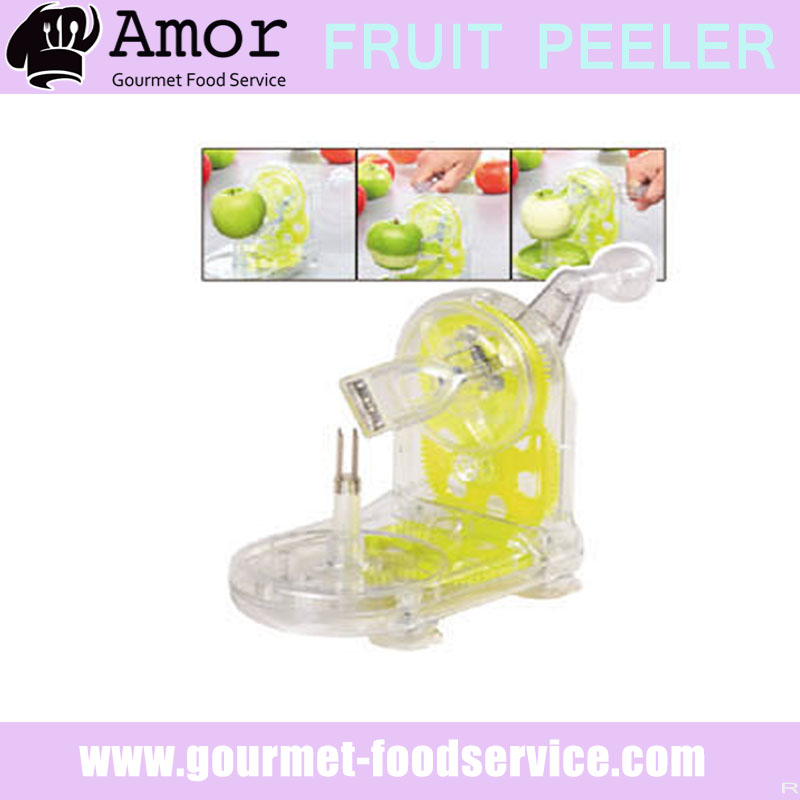 Peeling ware apple fruit peeler core remover with quality assurance
