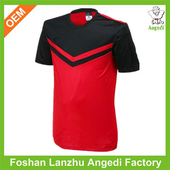 2f23989864a New design shirts 2014 soccer imoform design uniform china football  manufacture