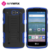IVYMAX hybrid phone cases for LG VS425PP Optimus Zone 3