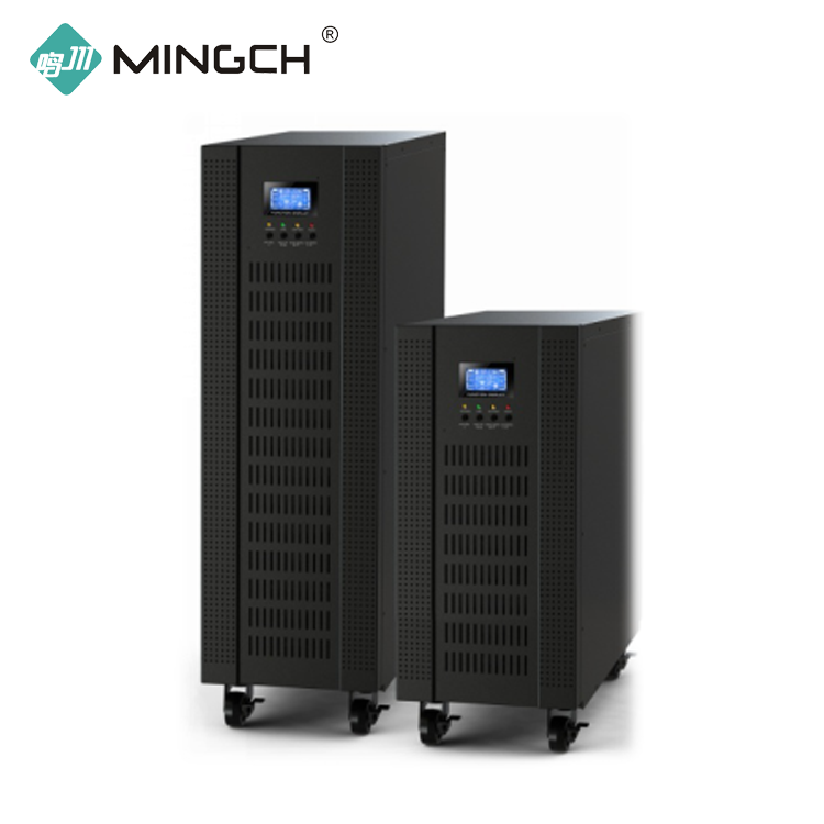 MINGCH High Frequency 15000VA / 12000W On Line Three Phase Power Ups