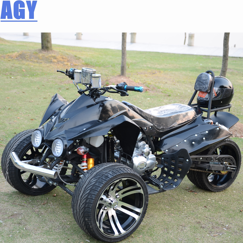 AGY western europe eec 250cc china trike