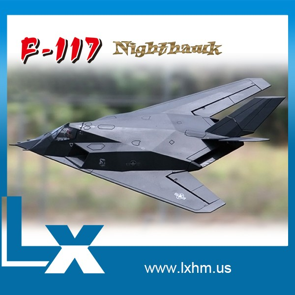 China Factory Toys Fighter Jets Model F117