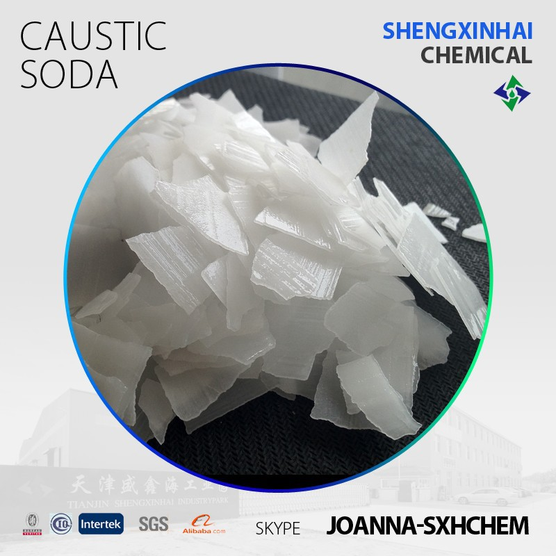 Caustic soda Flakes 99% Plant ; Food/Industiral grade caustic soda
