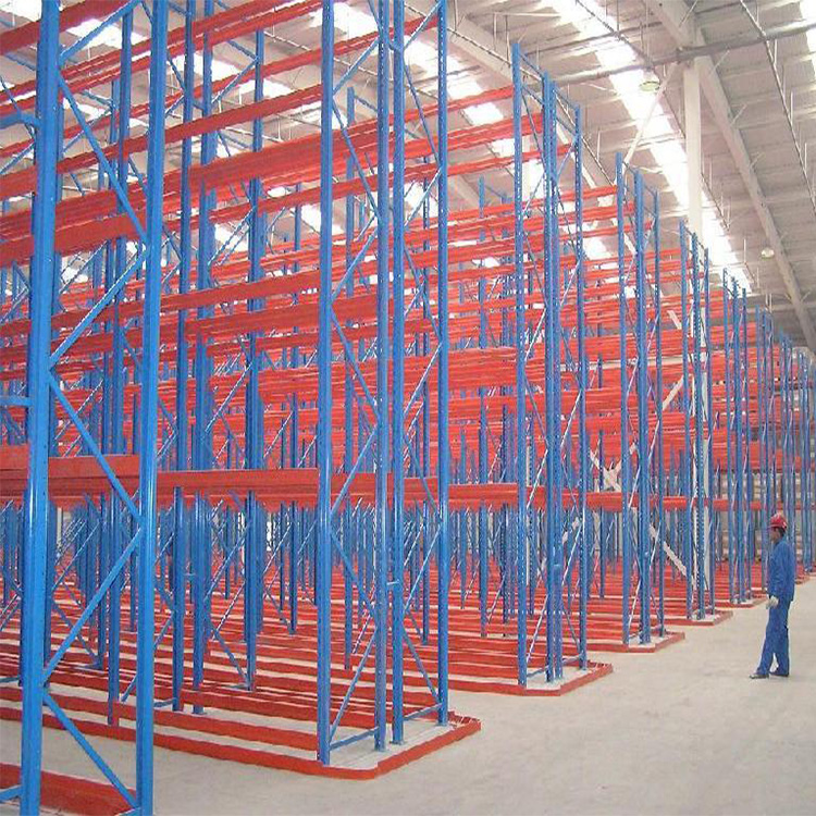 Good quality heavy duty storage pallet rack warehouse rack numbering system