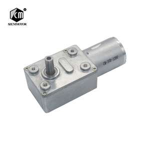 Good Quality Slow Speed 2RPM Worm Gear Motor
