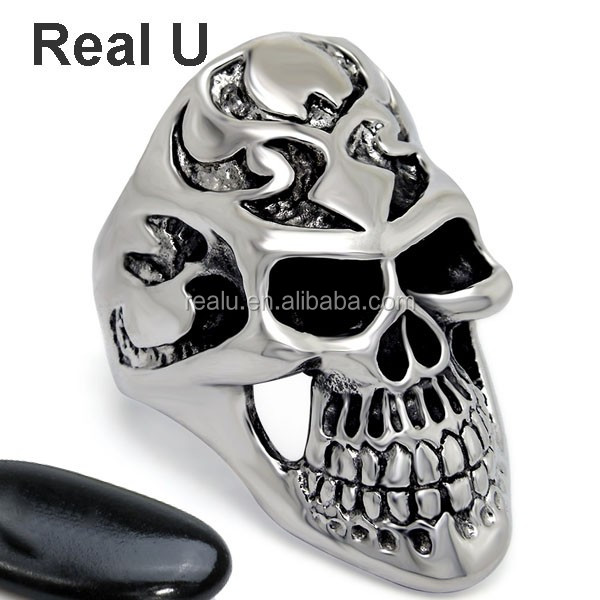diamond skull wedding ring diamond skull wedding ring suppliers and manufacturers at alibabacom - Skull Wedding Ring