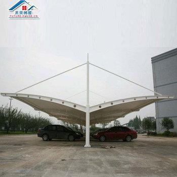 Factory supply 10 x 30   steel structure stadium canopy