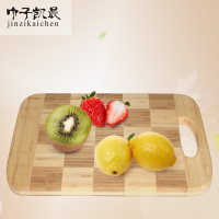 FDA Approved End Grain Bamboo Board For Kitchen Countertops Meat and Veggie Prep