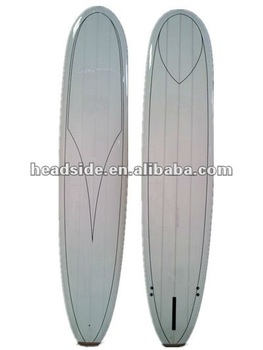 Laminated Wood Tail Longboard 9 0 New Model Longboards Surfboard