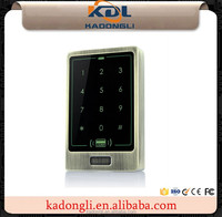 A variety of color keypads for doors touch screen rfid reader