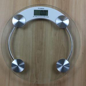 180kg health Digital bathroom body scale manufacturer round body scales best cheap weighing scales