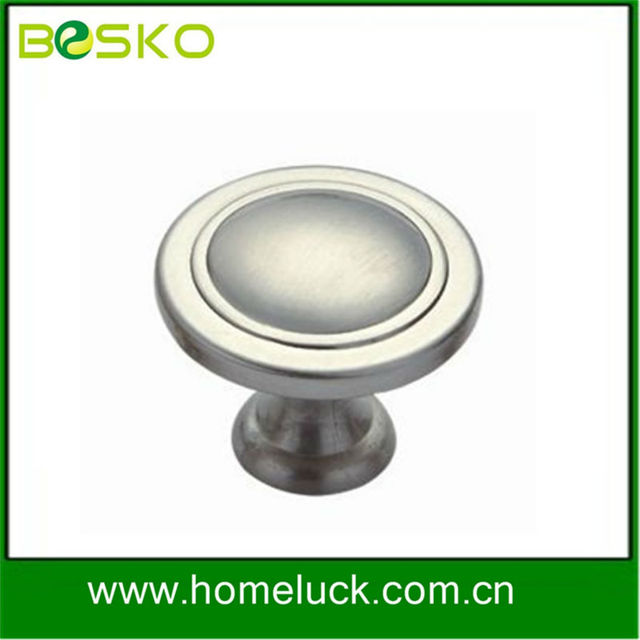 high quality door knobs brushed nickel cabinet knobs for kitchen cabinet