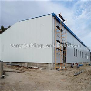 Industrial building rental of heavy refractory metals