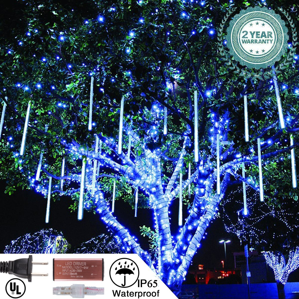 Cheap Blue Icicle Lights Outdoor, find Blue Icicle Lights