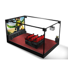 Truck mobile 5D 7D 12D cinema movie theater equipment for sale