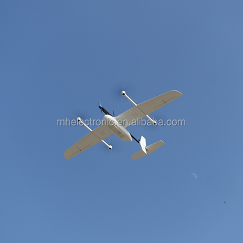 Military Vtol Fixed Wing Mini Drone With Thermal Camera