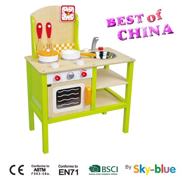 best selling kids kitchen wooden kids kitchen set which best toy by