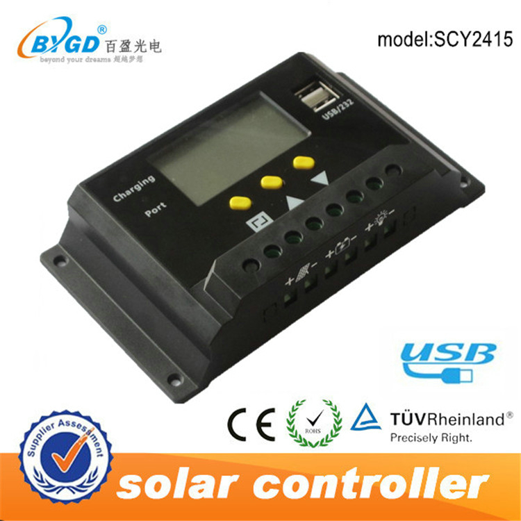 China factory direct top quality lcd solar controller high demand products india