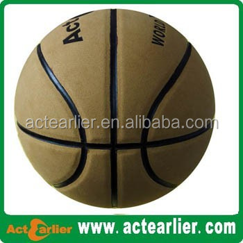 customized cheap pvc basketball for training