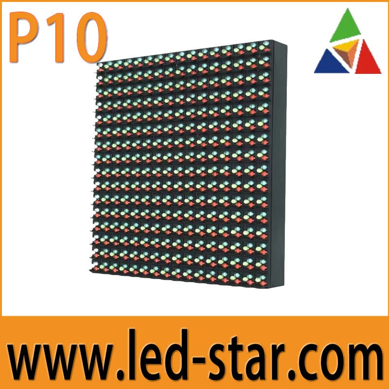 LED STAR full color P10 outdoor led display module
