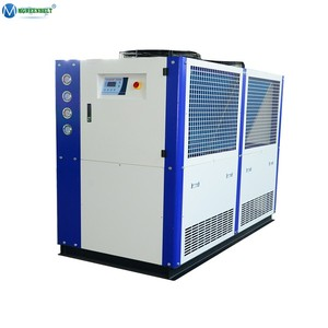Chiller Agent 20hp 15 ton Air Cooled Water Chiller for Plastic Injection Molding Machine