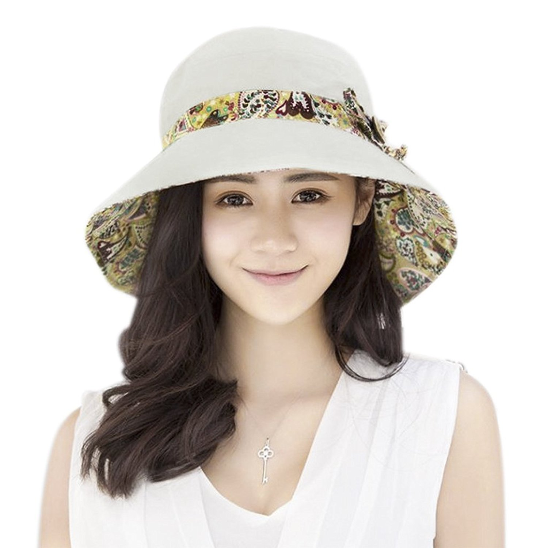 Lady Boonie Hat Beach Hats Women Sun Hats Wide Brim Sombrero Sunhat  Sunbonnet 6bf805d488a9