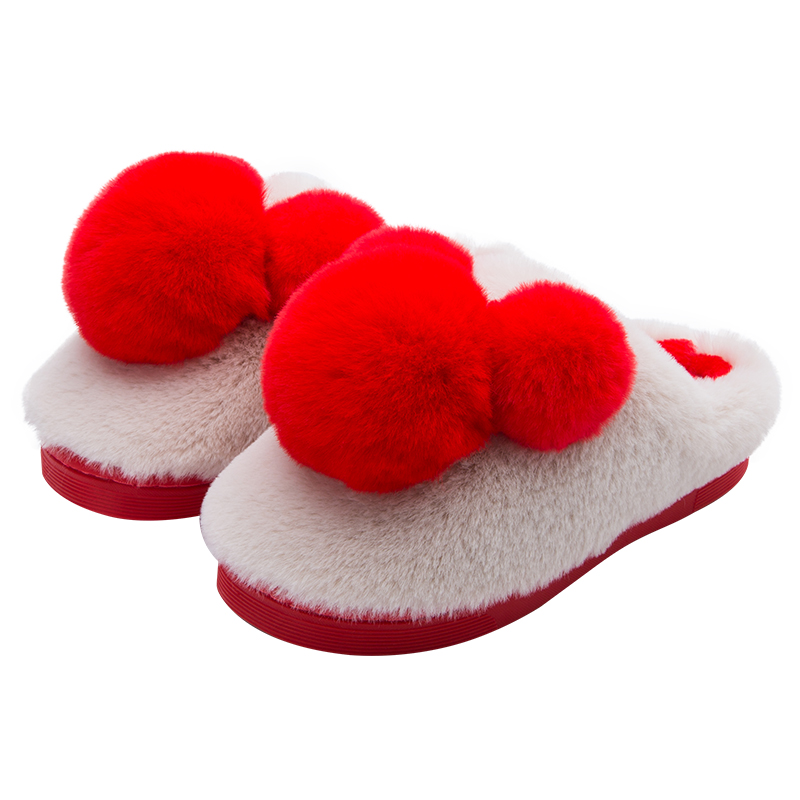 6013/6016/6018 fashion stock durable family woman shoes warm female <strong>slippers</strong> thick suede <strong>slippers</strong> indoor