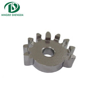 Professional Powder Metallurgy Products pinion gears processing stainless steel powdered metal parts Lock Machine accessories