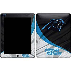 NFL Carolina Panthers iPad Skin - Carolina Panthers Vinyl Decal Skin For Your iPad