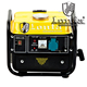China Taizhou Mini Size 750w Portable Gasoline Generator 950 DC Manual Petrol Generator Price