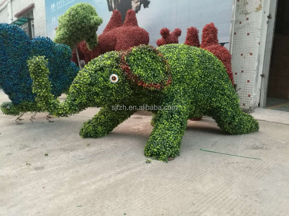 Artificial Animal Wire Topiary Frames, Artificial Animal Wire ...