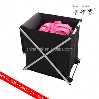 600d Oxford Red Plastic Laundry Basket Buy Red Plastic