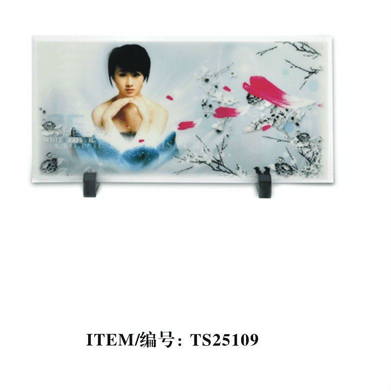 Yiwu taile brand sublimation stone,unique gift