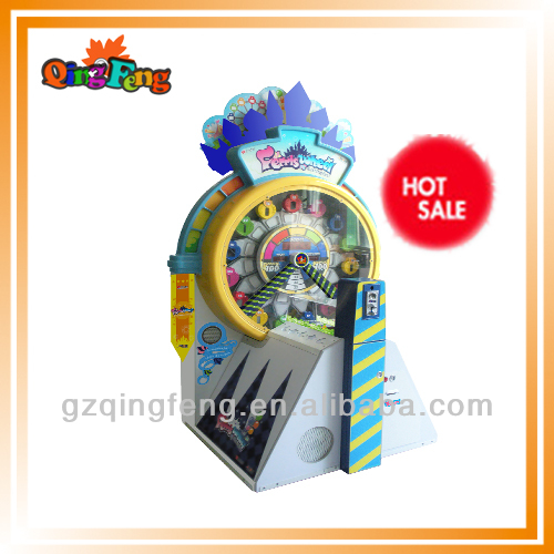 Ferris Wheel ML-QF610 Electric amusement redemption machine, arcade hot sale prize machine