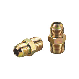 K501 Copper flare fitting reducing threads NPT male and female for pipe connecting