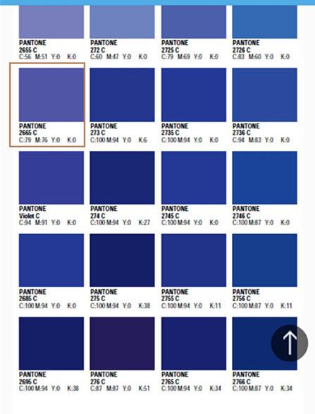 Pantone In Ral pantone 286c blue master batch ral 5002 ultramarine blue the