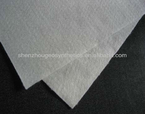 drainage system use nonwoven geotextile mat price