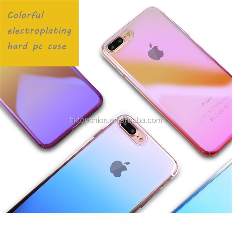 Alibaba best sellers 2018 for iphone 8 plus case, hard pc back cover for iphone 8 5.5'' plus