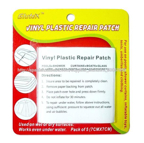 Parche colchon inflable parches para colchones inflables for Parches para piscinas de plastico