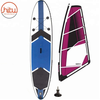Wholesale inflatable Windsurf SUP stand up paddle board