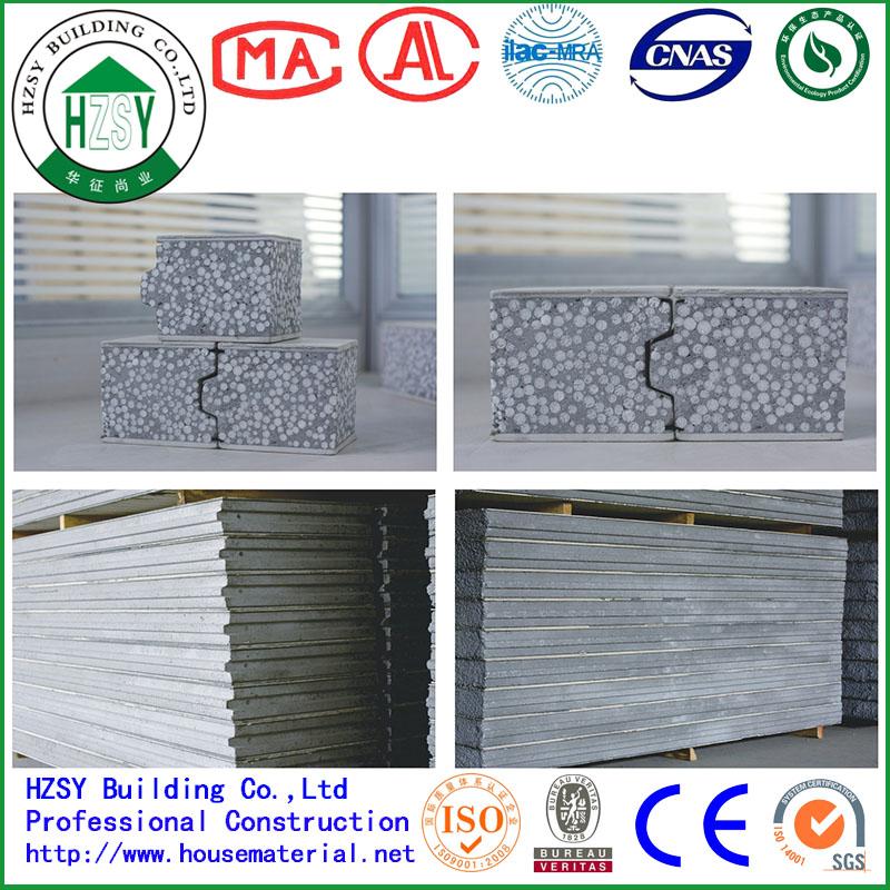 Wall Cladding Cement Fiber Board Tongue And Groove Sandwich Eps Precast  Concrete Floor Panels Low Cost - Buy Wall Cladding Cement Fiber  Board,Tongue