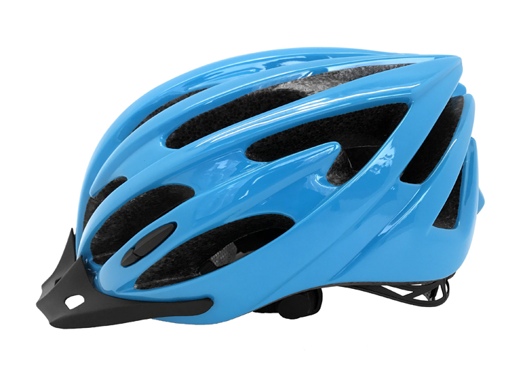 High Safety Sport Bike Helmet Quality Sport Pc In-mold Adult Bicycle Helmet 3