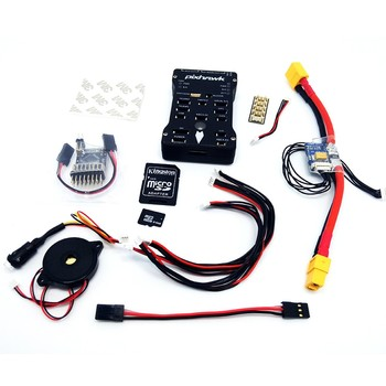 Salange High Quality Stable Multi-copter Flight Controller PIXHAWK Kit with  Buzzer Power Module Power Switch 4G TF Card PIX4, View drone flight