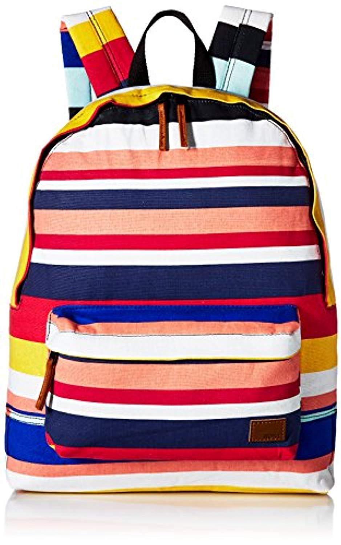 0e2d8d52e Get Quotations · Roxy Women's Sugar Baby Canvas Colorblock Backpack &  Sunlotion Bundle