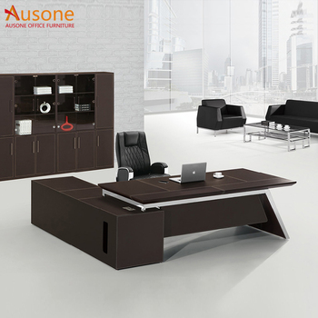 2018 High Quality Fashion Design Modern Office Working Table