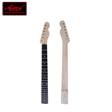 Hot sale custom maple electric guitar neck headless for sale